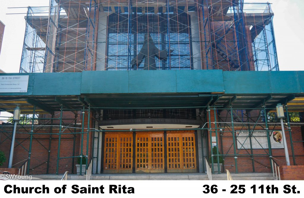Church of Saint Rita 3625 11th st, LIC NY