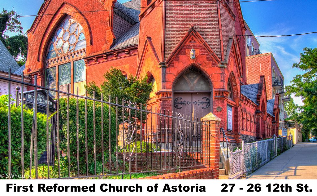 First Reformed Church 27-26 12th street