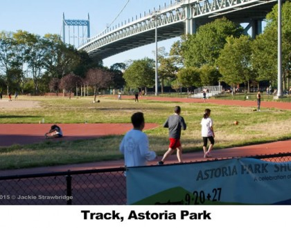 PARTICIPATORY BUDGETING BRINGING IMPROVEMENTS TO ASTORIA PARK