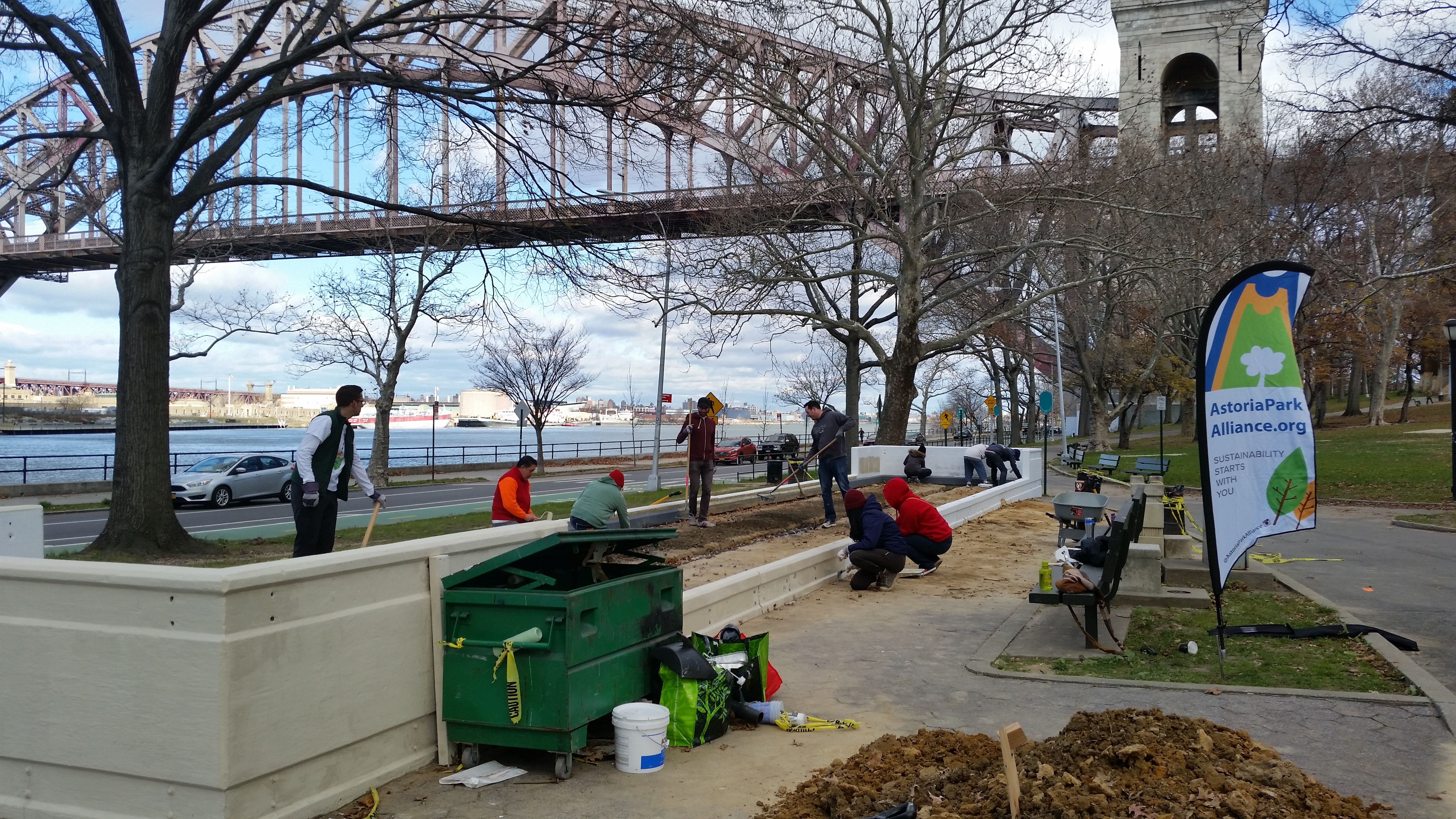 Celebrate Earth Day With The Astoria Park Alliance