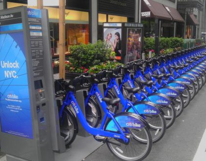 Here Comes CitiBike!