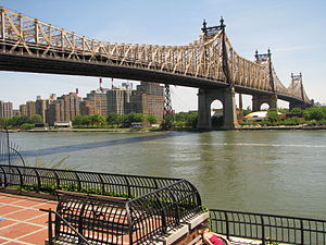 Queensboro Bridge Gets Funds For Repairs