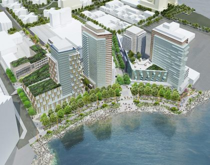 Astoria Cove Site on the Market