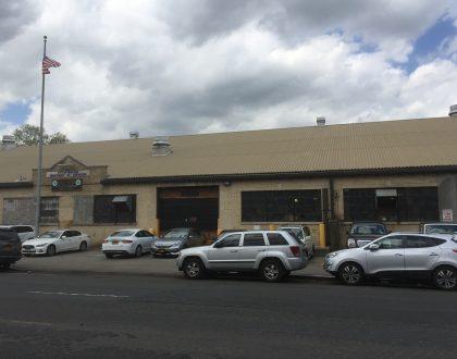 Sanitation Garage in Ravenswood to be Replaced