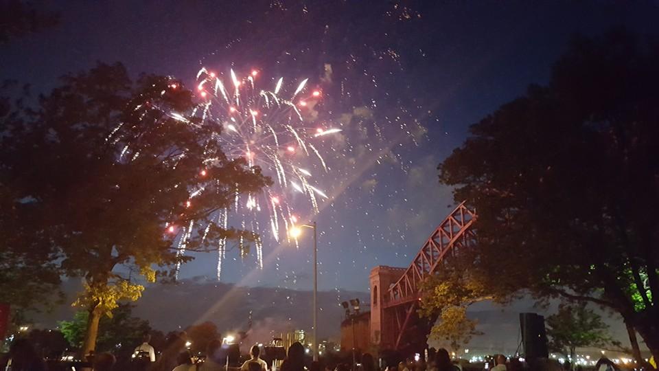 Independence Celebration In Astoria Park