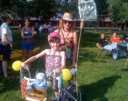 Waterfront Bike Parade Returns