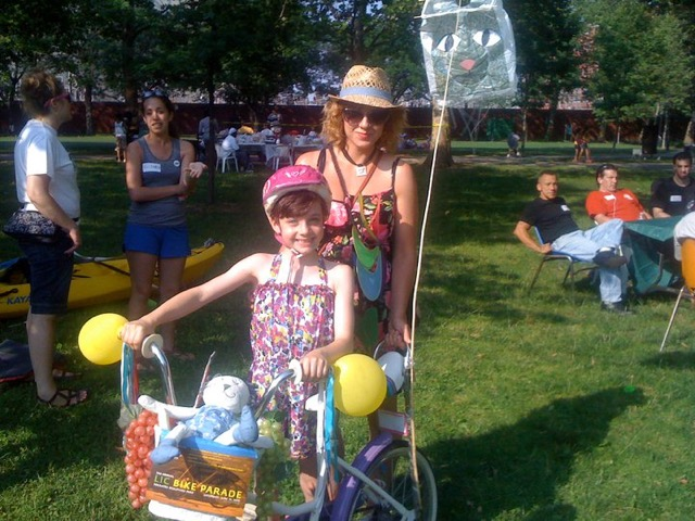 Waterfront Bike Parade Returns