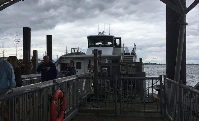 New Ferry Service Feeling the Heat as Demand Surges