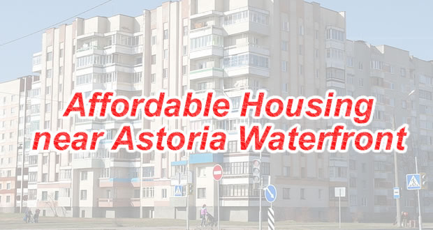 Affordable Housing Units Open on the Astoria Waterfront