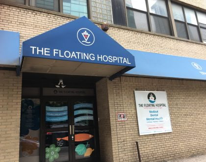 The Floating Hospital's Astoria Branch