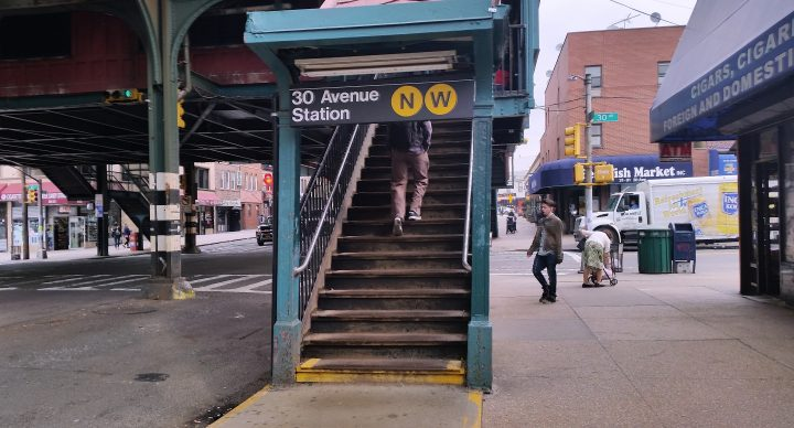 OANA's Position on Renovations of Elevated N Subway Stations