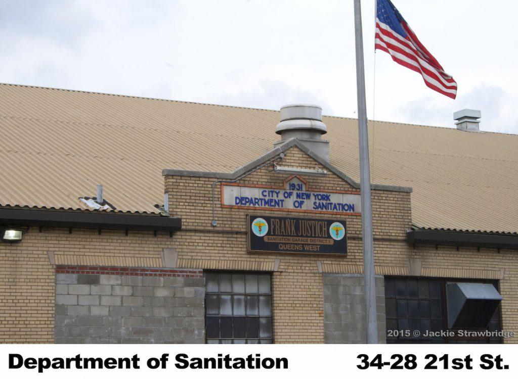 Dept Sanitation