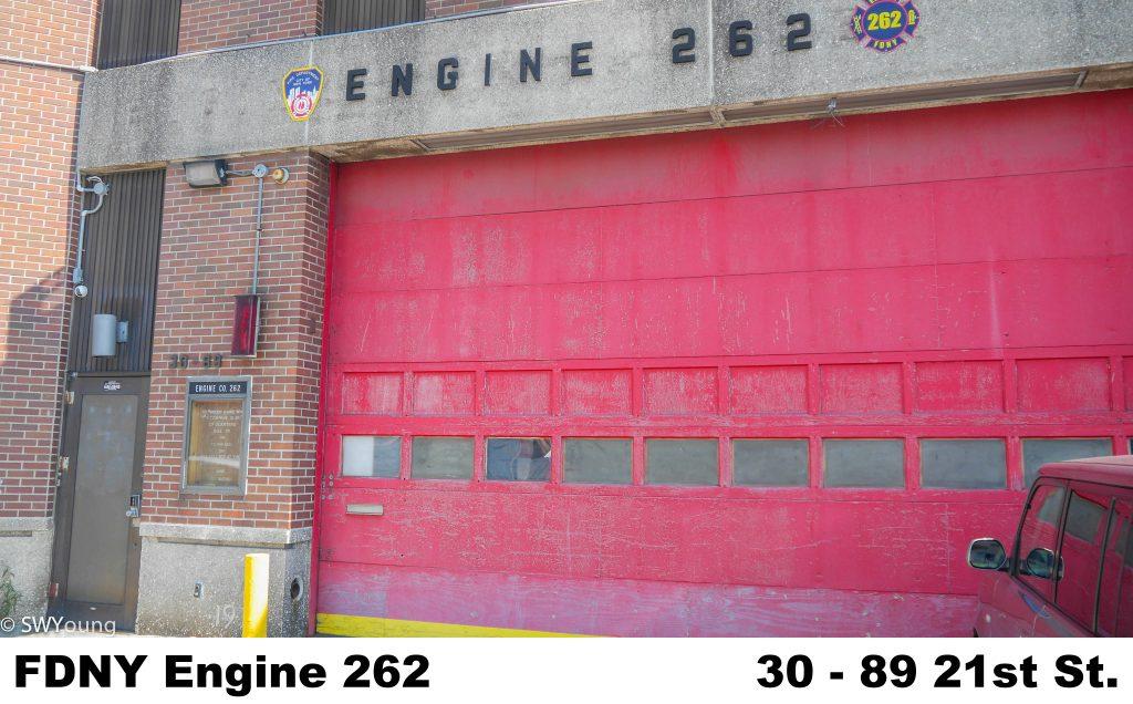 FDNY Engine 262 3089 21st st, Astoria NY