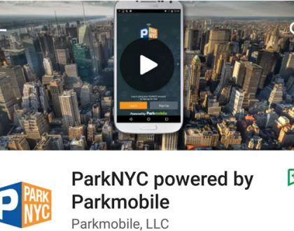 Your Phone Can Now Help You Park