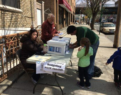 Be A District 22 Participatory Budgeting Delegate
