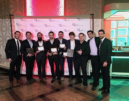 Awards for Astoria Architectural Developments