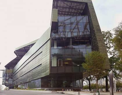 Cornell's High-Tech Campus on Roosevelt Island