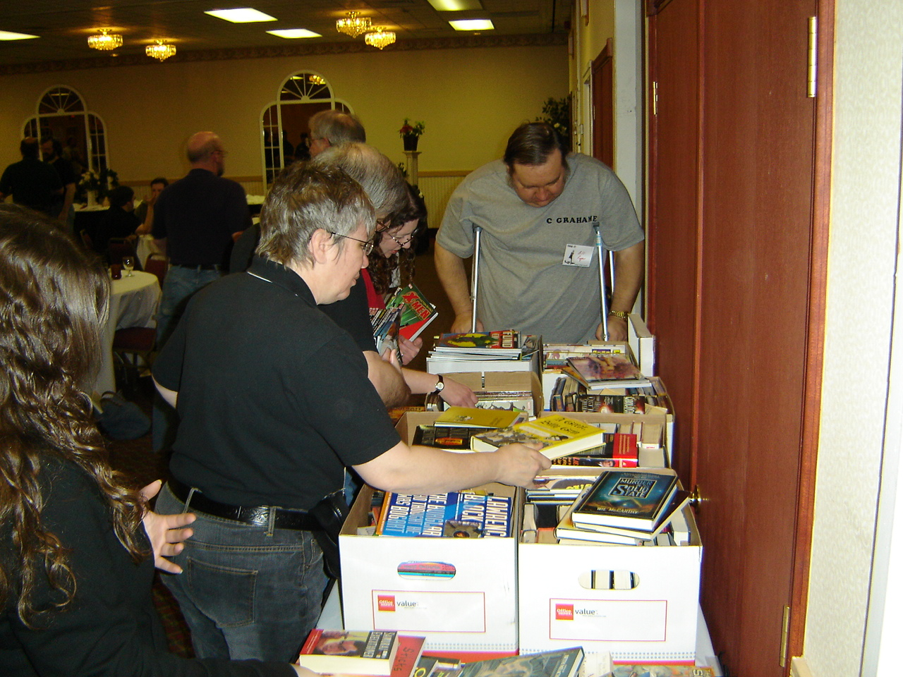 Astoria Heights Park Potluck Brunch and Book Swap