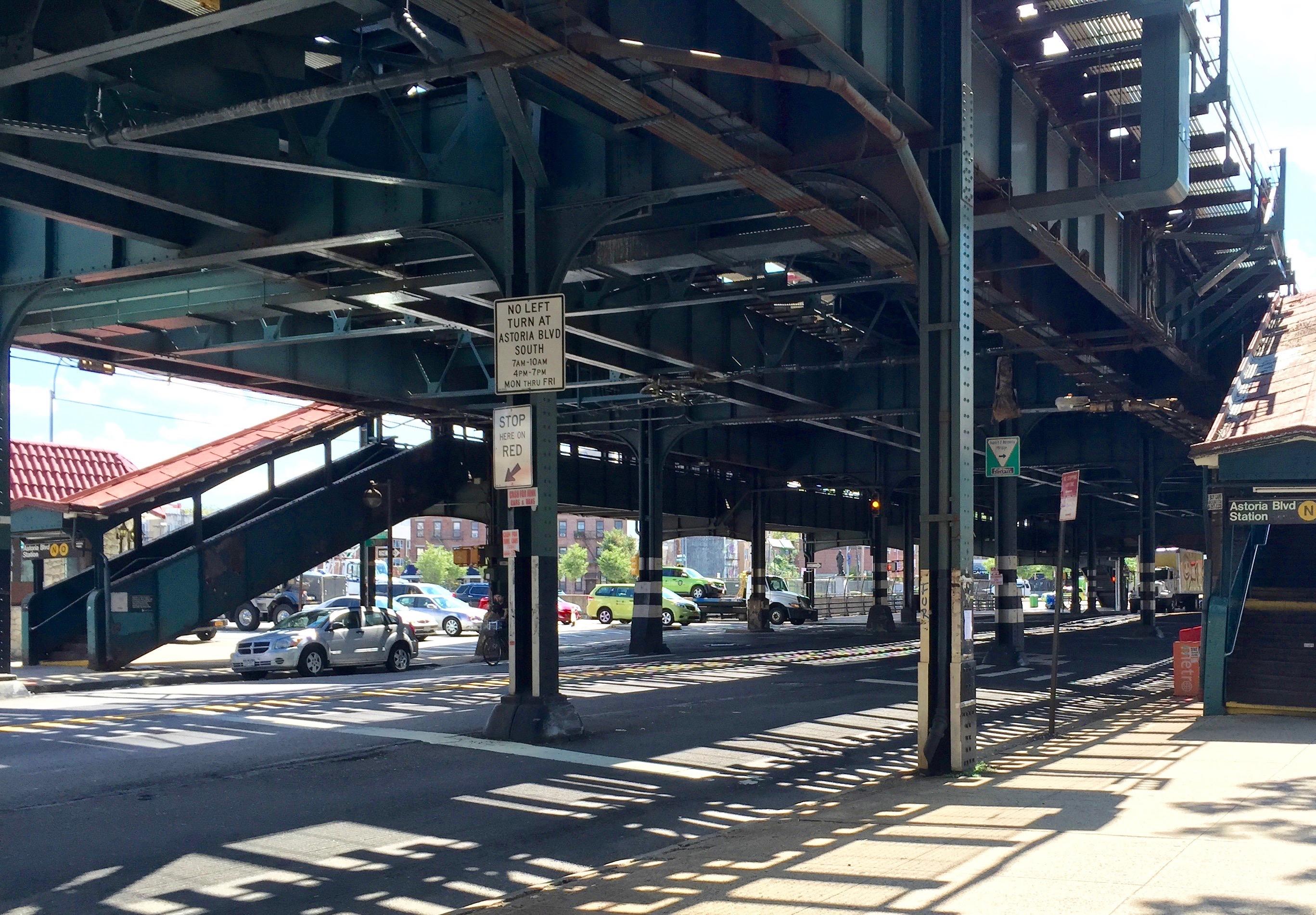 Astoria Blvd Station Renovations