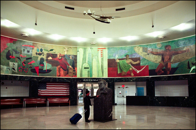 QCA open call for Art Residency at LaGuardia Airport