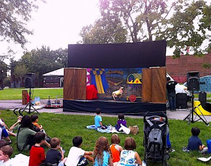 Family Fun At Rainey Park