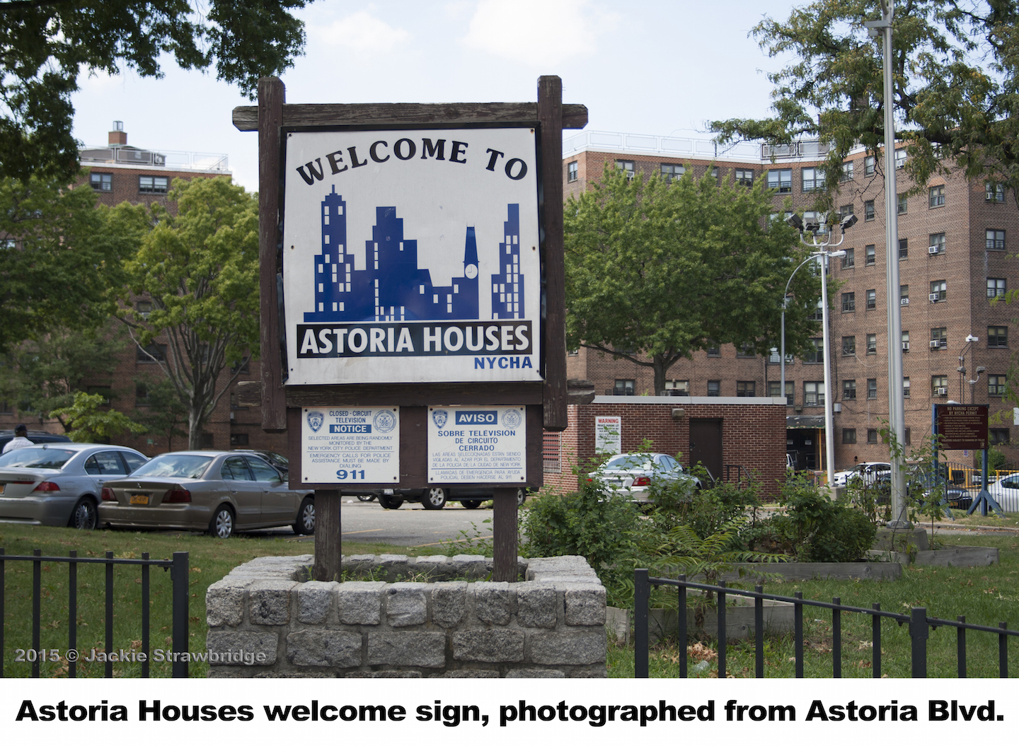Astoria Houses Senior Center Saved