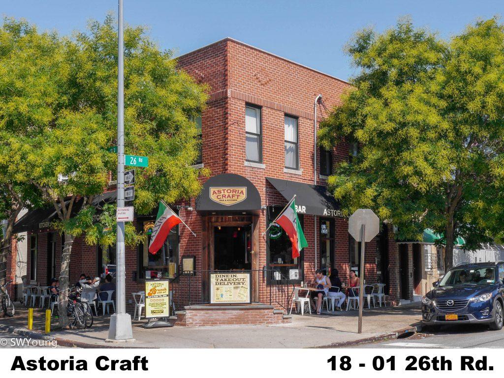 Astoria Craft 1801 26th rd, Astoria NY