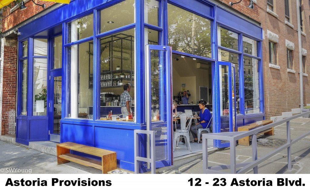 Astoria Provisions, 1223 Astoria Blvd, Astoria NY