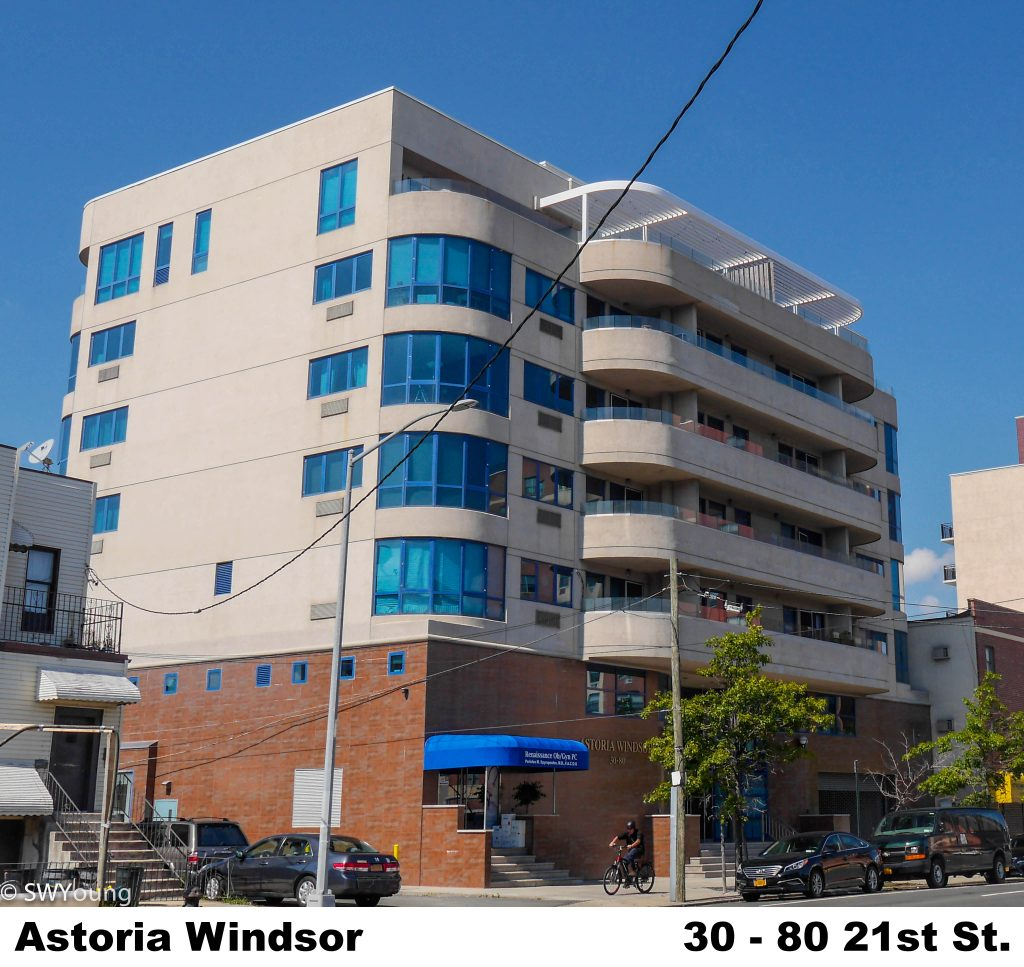 Astoria Windsor 30-80 21st