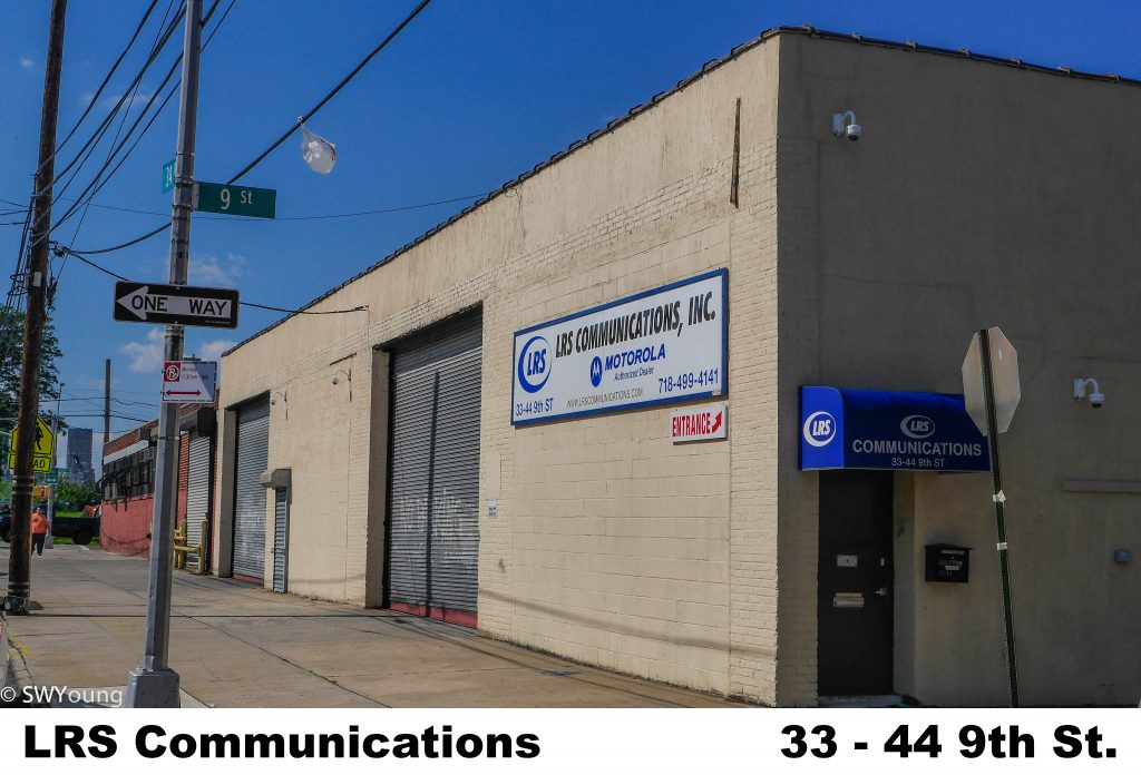LRS Communications 3 44 9th st, Astoria NY