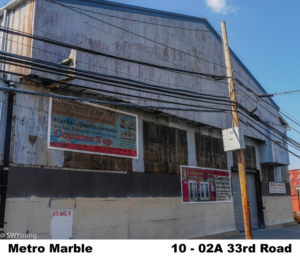 Metro Marble Bldg, Old Astoria