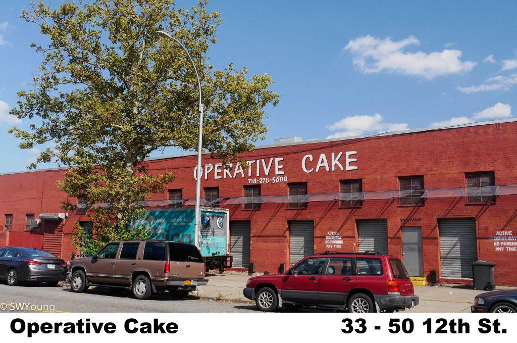 Operative Cake 3350 12th st, Astoria NY