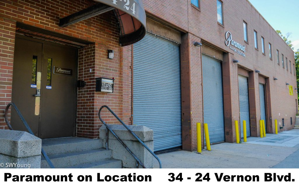 Paramount on Location, 3424 Vernon Blvd, Old Astoria