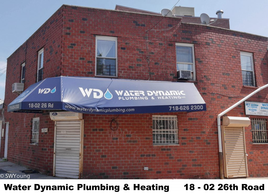 Water Dynamic Plumbing 1802 26th rd, Astoria NY