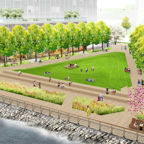 Hallets Point Project Breaks Ground, But Future Is In Doubt