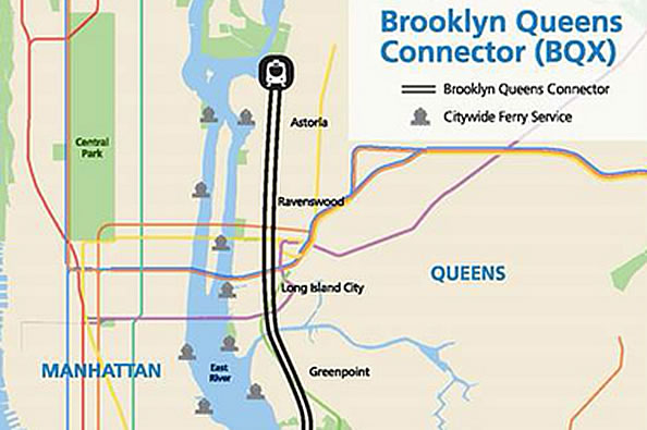 Voice Your Opinion On The Brooklyn-Queens Connector