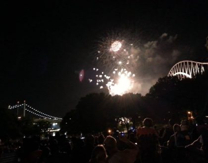 Independence Day Celebration in Astoria Park