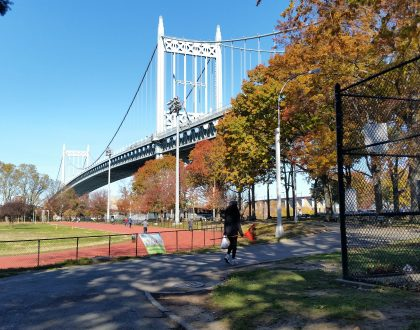 Phase 1 of the Astoria Park Renovation will begin in 2018