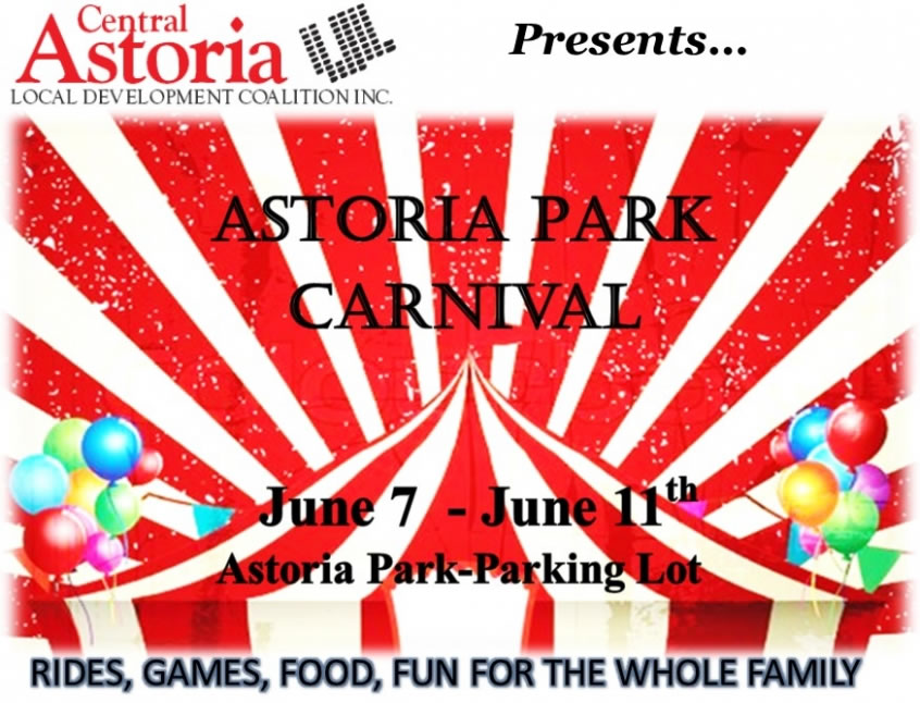 Central Astoria LDC's Astoria Park Carnival