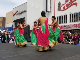 International Cultural Fest on April 14
