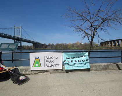 Astoria Park Alliance Spring Social