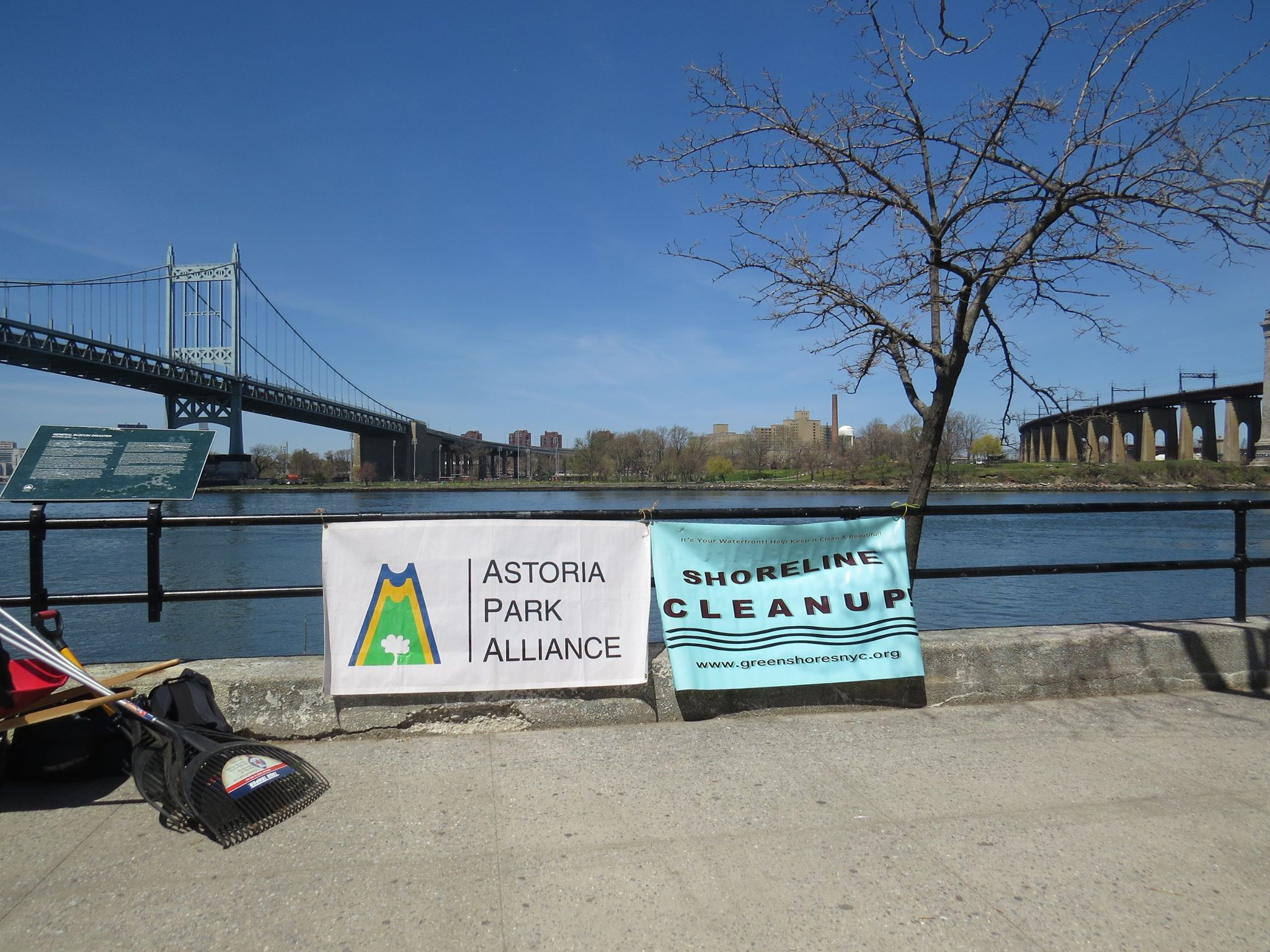Astoria Park Alliance Spring Social