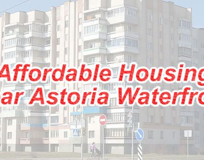 Lottery for Affordable Apartments Near the Astoria Waterfront