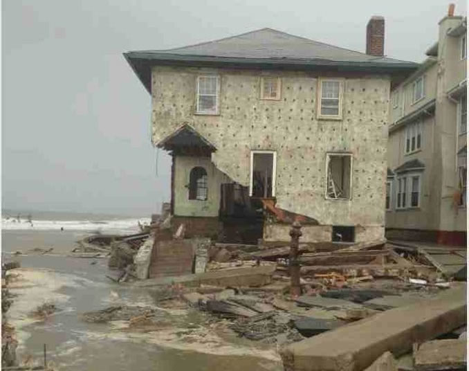 NYC Planning's Flood Zone Resiliency