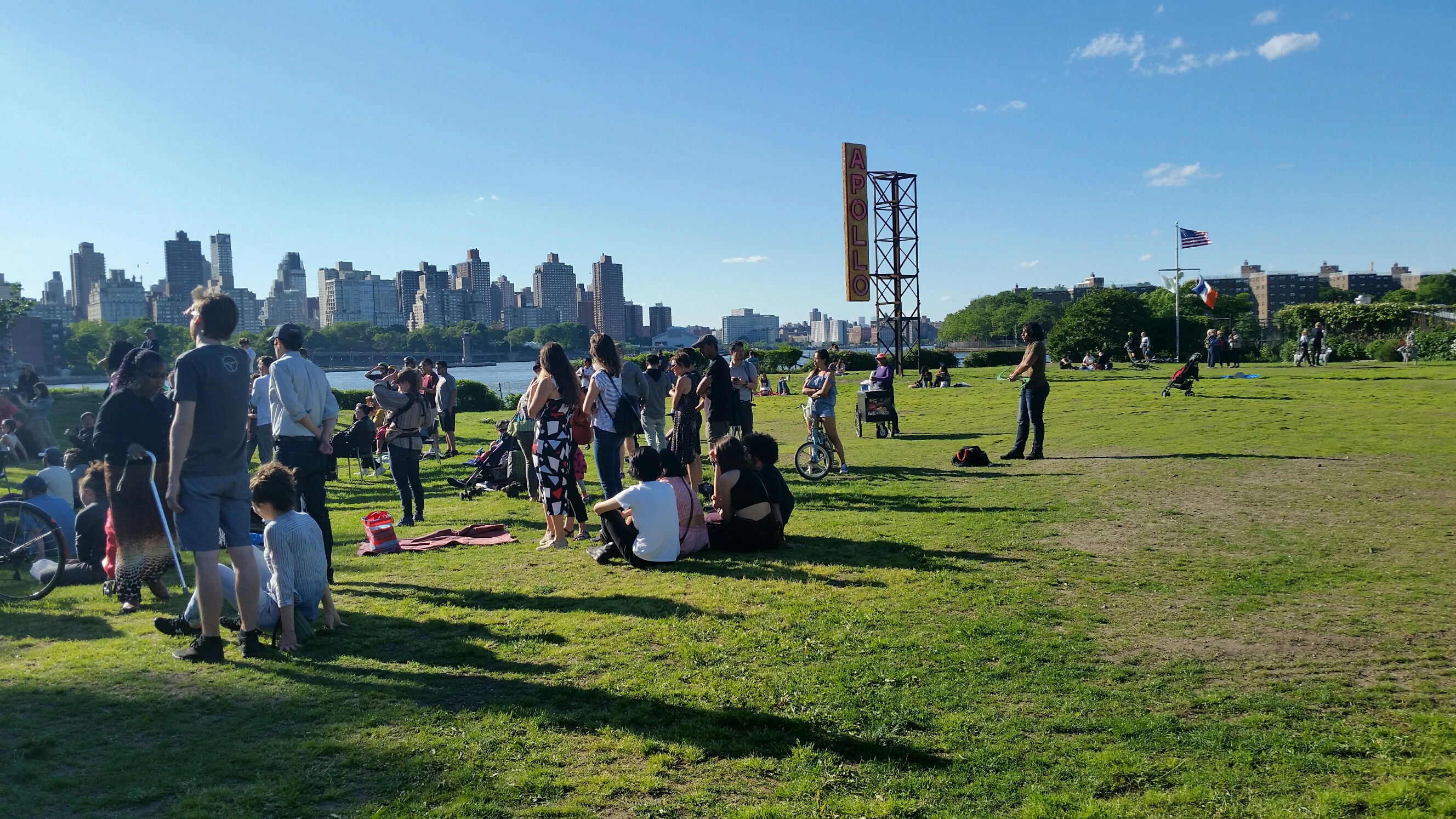 Summer Solstice Party At Socrates Sculpture Park