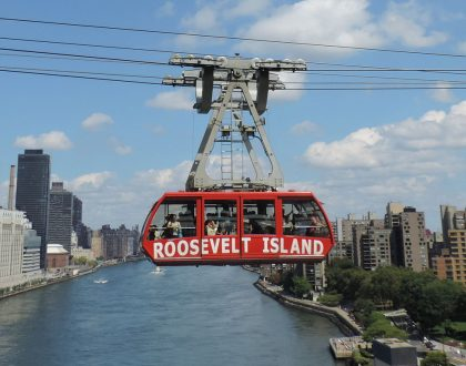 Roosevelt Island Tram Renovations
