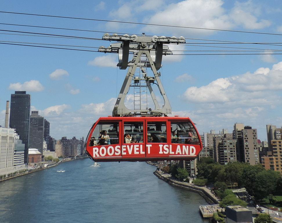Roosevelt Island Tram Renovations