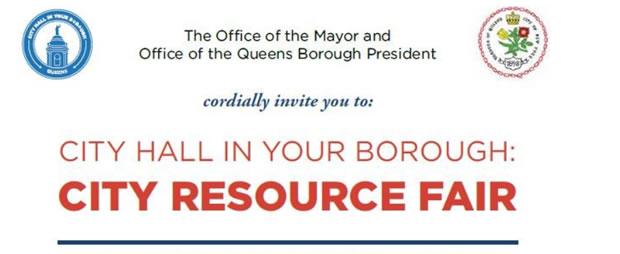 City Hall Resource Fair