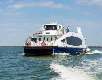 New Astoria Ferry: Open Hours with NYC Ferry staff