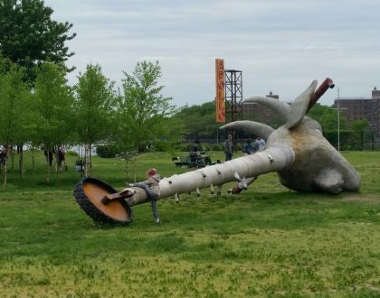 Support Socrates Sculpture Park at Their Annual Benefit Gala